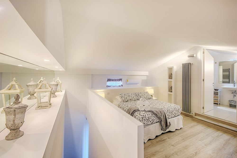 Панорамные апартаменты, 2 спальни - Номер