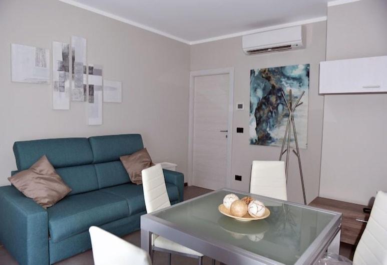 Lingotto Residence, Turin, Standard Apartment, Living Area