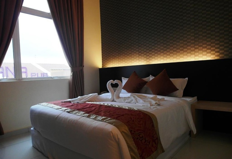 Supreme Hotel, Malacca City, Superior-Doppelzimmer, Zimmer