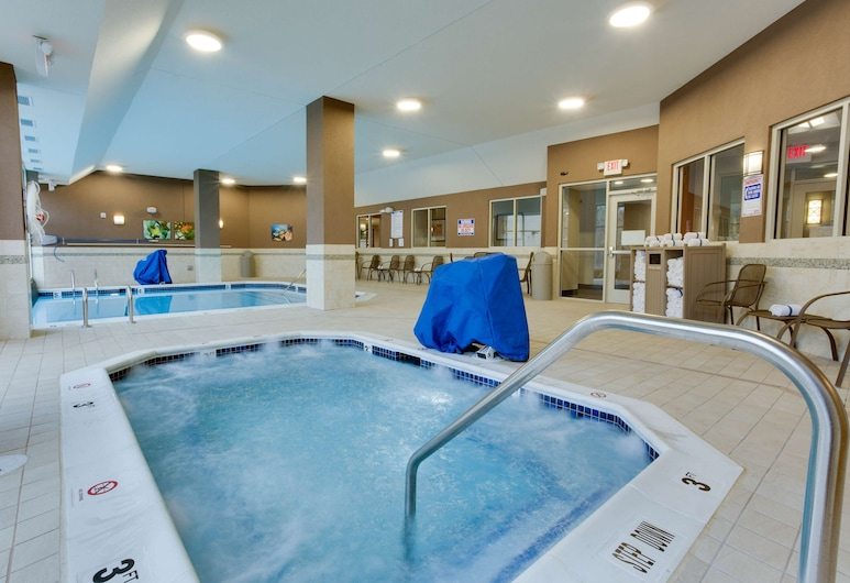 Drury Inn & Suites Charlotte Arrowood, Charlotte, Svømmebasseng