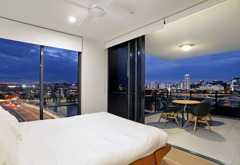 Arise Spice, South Brisbane, Apartment, 2 Bedrooms, 2 Bathrooms, Room