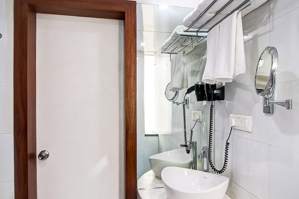 Standardværelse - 1 soveværelse - Badeværelse