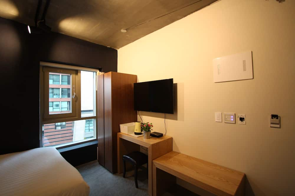Deluxe Twin Room (Free Pocket Wifi) - City View
