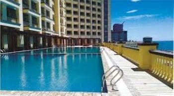 Foto van Maputo AFECC Gloria Hotel in Maputo