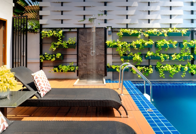 Wealth Boutique Hotel, Chiang Mai, Outdoor Pool