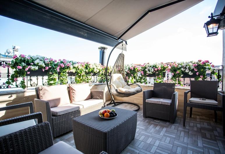 Bonne Sante Hotel, Istanbul, Phòng Suite Executive, Hiên, Phòng