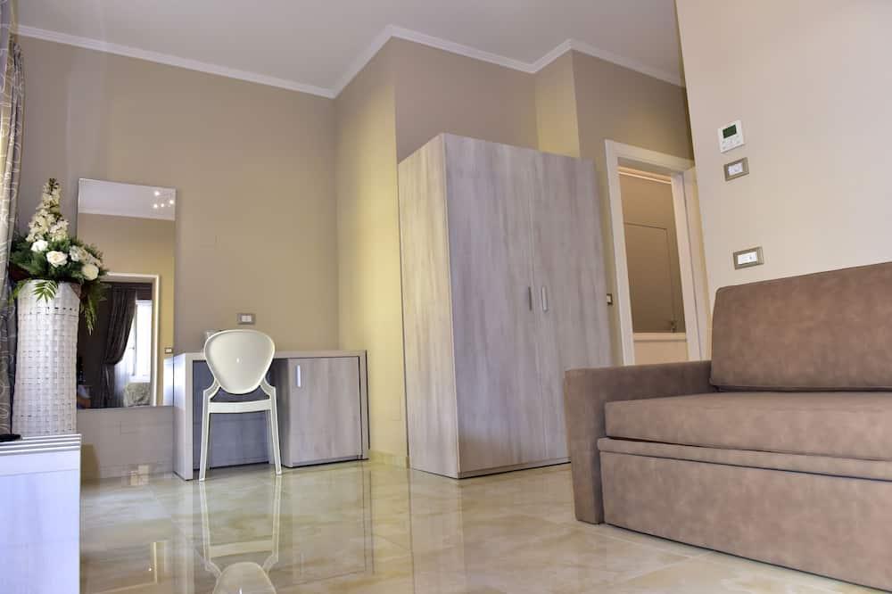 Superior-Zimmer (Deluxe) - Wohnbereich