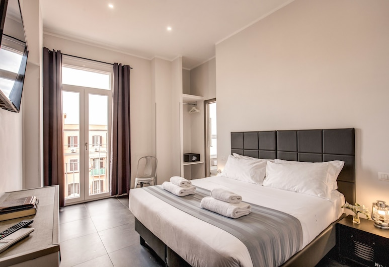 Floor 6, Rome, Double or Twin Room, Guest Room