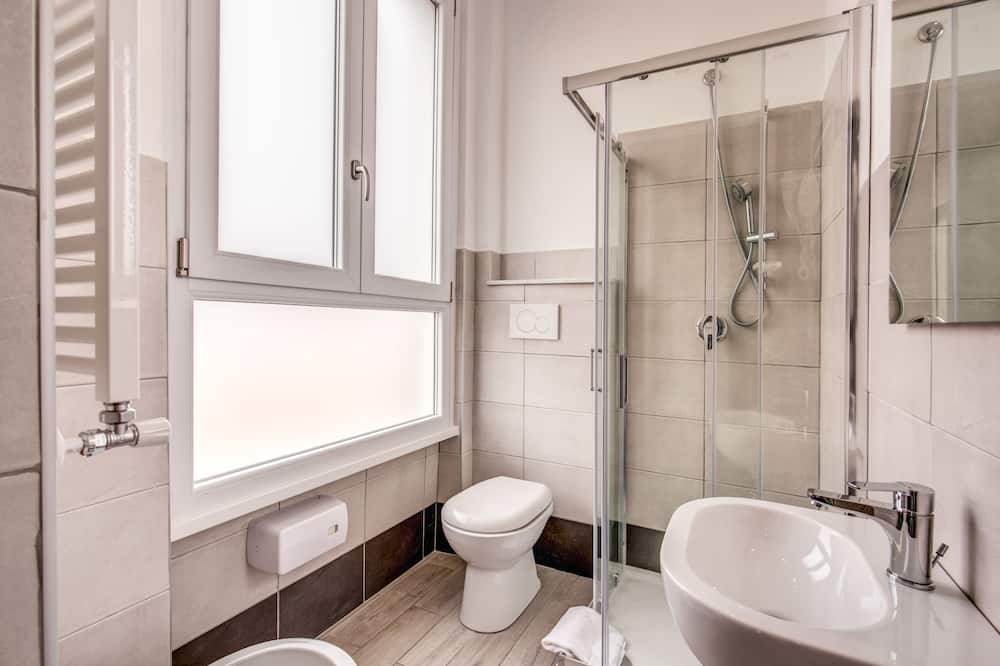 雙人房, 1 人入住 - 浴室