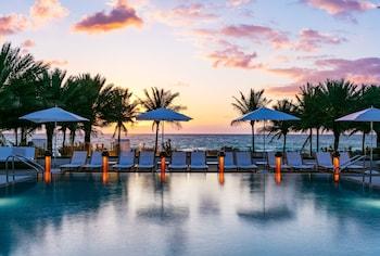 Obrázek hotelu Nobu Hotel Miami Beach ve městě Miami Beach