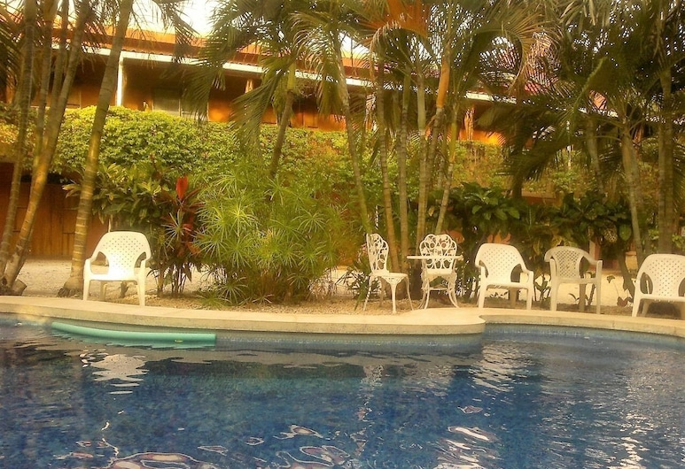 Hotel El Ramal, Nosara, Lauko baseinas