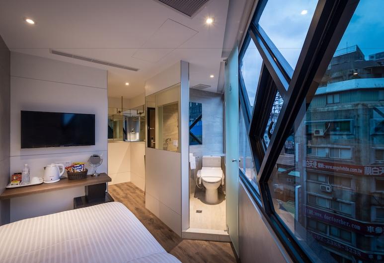 Hotel Relax V, Taipei, Standaard eenpersoonskamer, niet-roken, Kamer