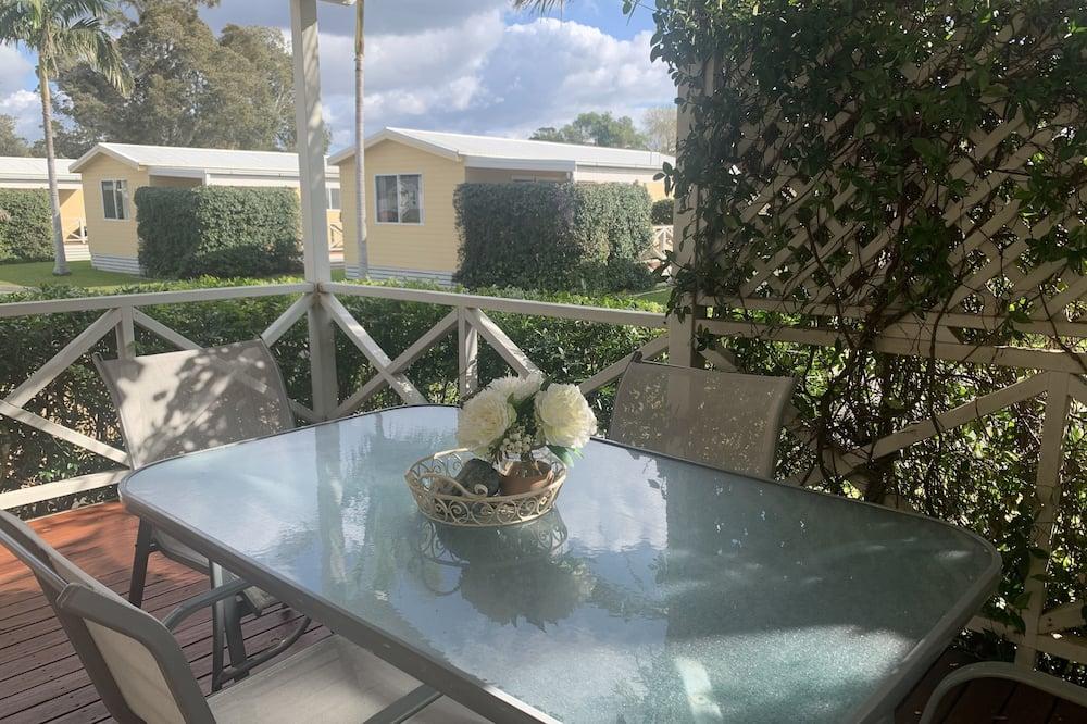 Villa, plusieurs lits, vue océan - Balcon