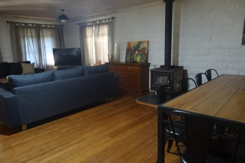 Ferienhaus, 6Schlafzimmer - Wohnbereich