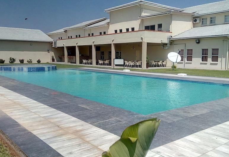 Thakadu Hotel, Casino & Conference Centre, Letlhakane, Outdoor Pool