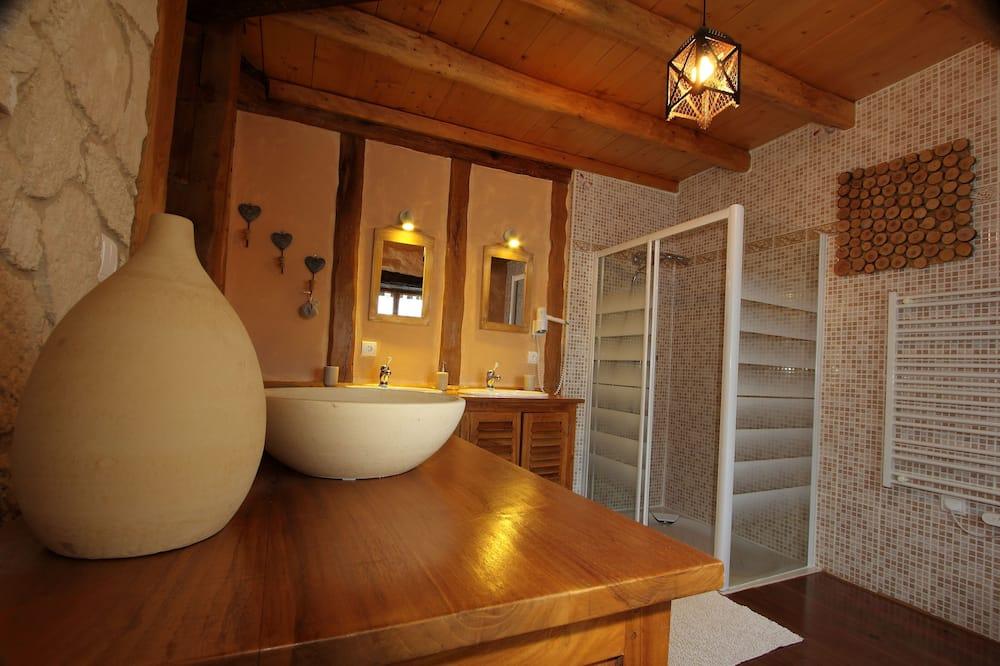 Apartman, 1 spavaća soba (Meditée) - Kupaonica
