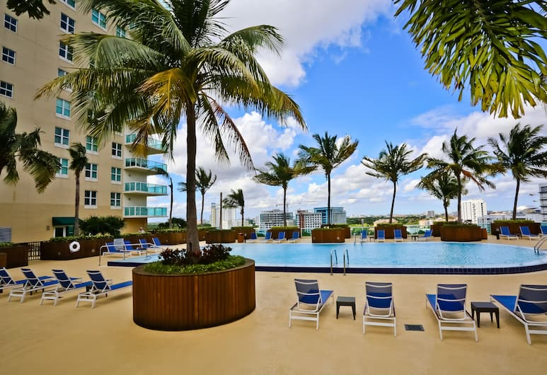 NUOVO - Downtown Miami / Brickell, Miami, Havuz