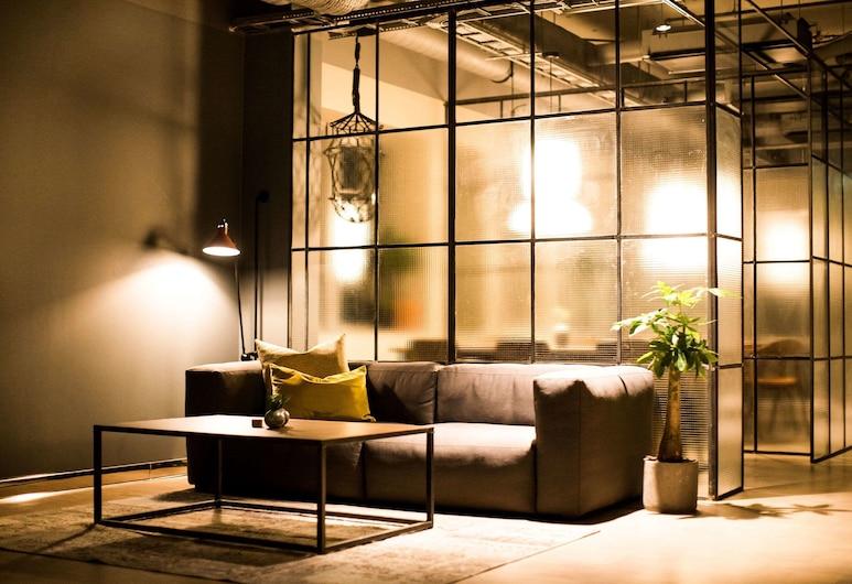 Comfort Hotel Kista, Kista, Lobby
