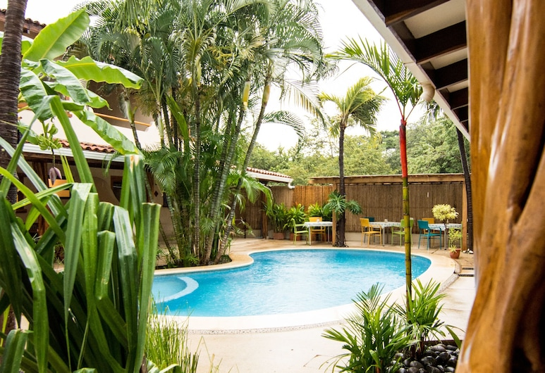 Ten North Tamarindo Beach Hotel, Tamarindo, Piscina