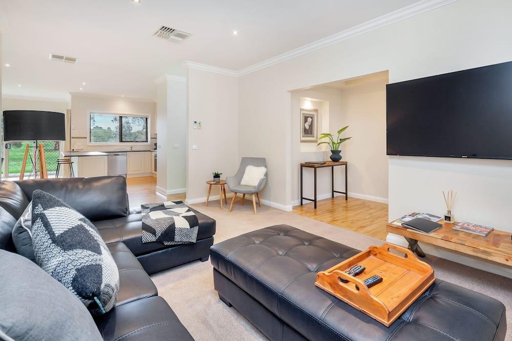 2 Bedroom - Living Room