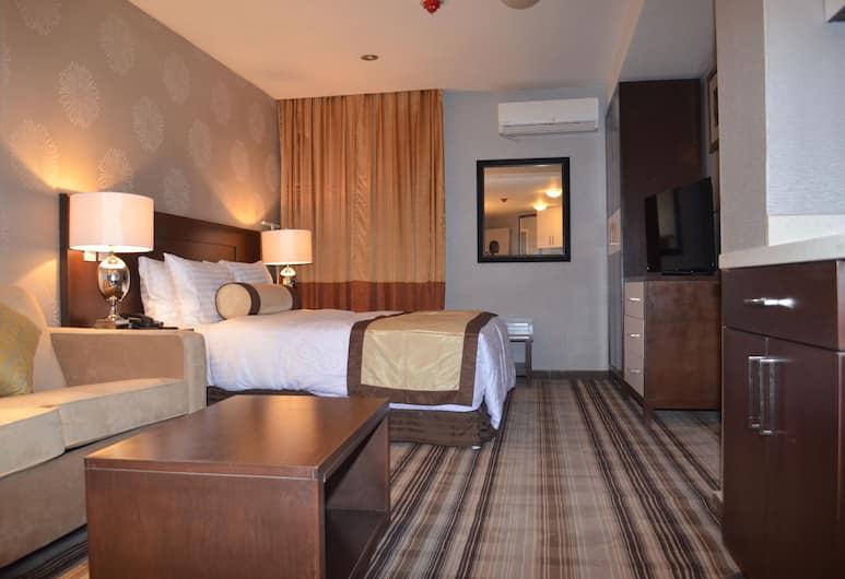 Lakewood Luxury Apartment, Abuja, Apartament standardowy, 2 sypialnie, aneks kuchenny, Pokój