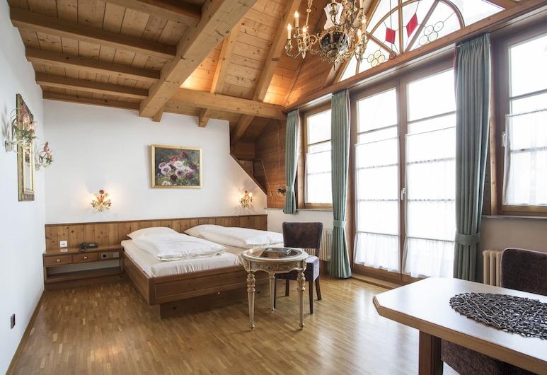 Hotel Rosenstuben, Fichtenau, Habitación triple familiar, Habitación
