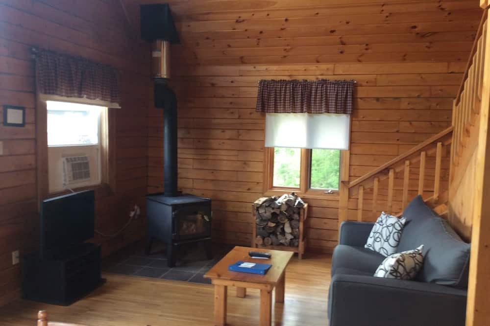 Chalet Confort, 3 habitaciones - Zona de estar