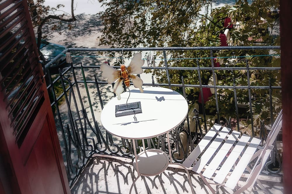Double or Twin Room, Balcony, Sea View - Balcony