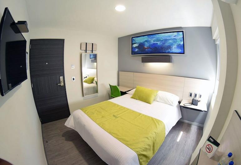 博覽會酒店, 瓜達拉哈拉, 標準客房, 客房