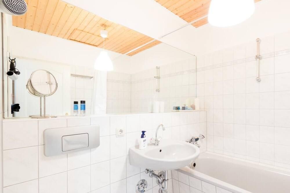 Appartamento Classic, 1 camera da letto, cucina - Bagno