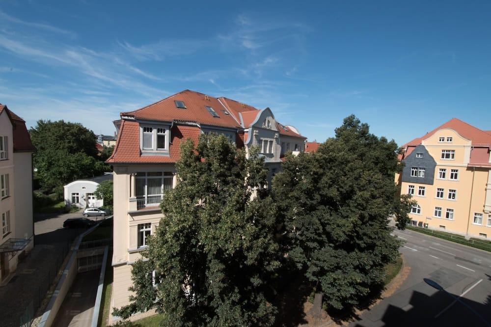 Appartamento Design, 2 camere da letto, cucina, vista città - Camera