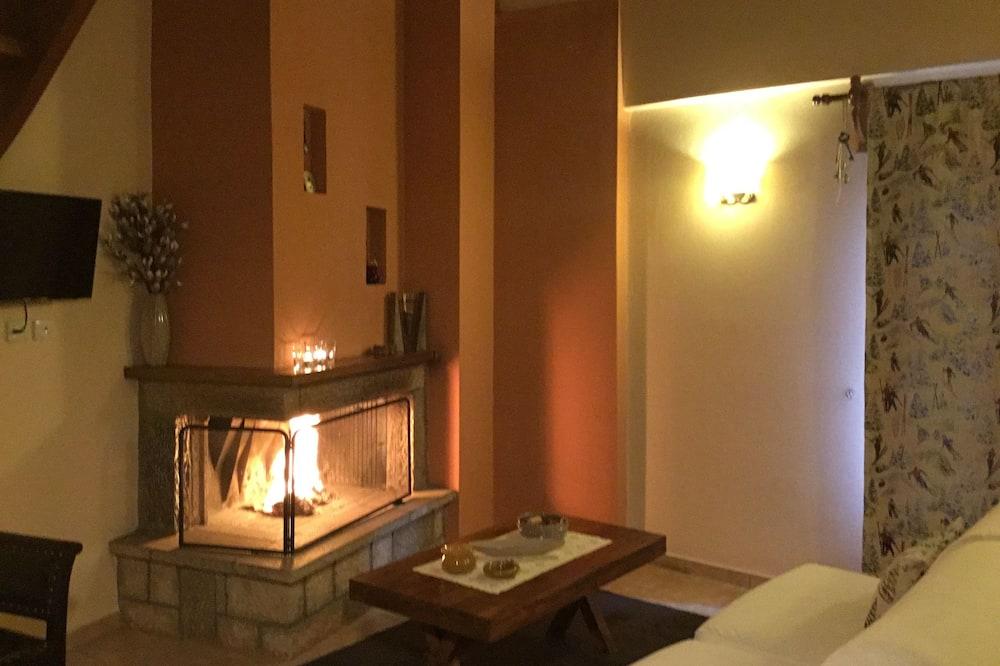 Habitación (Maisonette) - Sala de estar