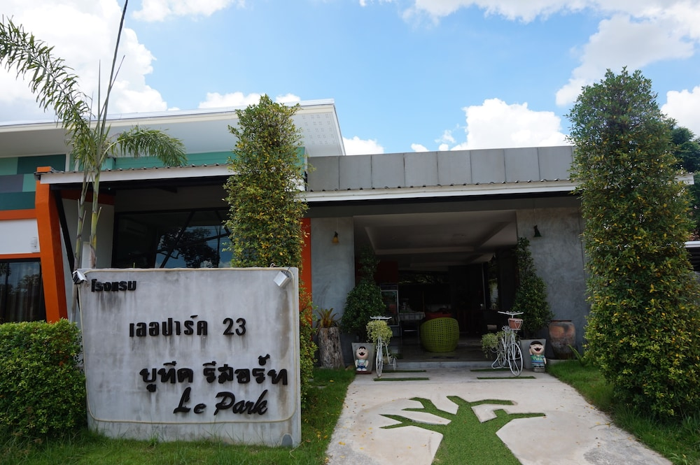 Le Park 23 Boutique Resort Roi Et