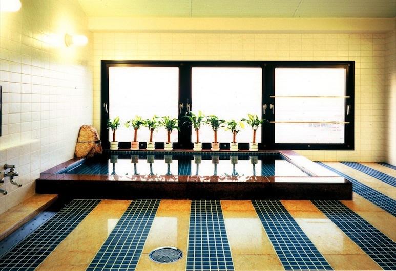 坂出プラザホテル, 坂出市, 屋内スパ浴槽