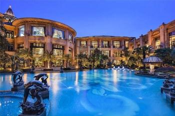 在上海的上海星河湾酒店照片