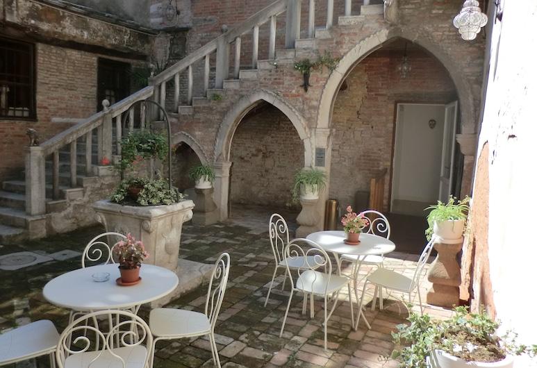 ホテル カ ノビレ コルネル, ベネチア, テラス / パティオ