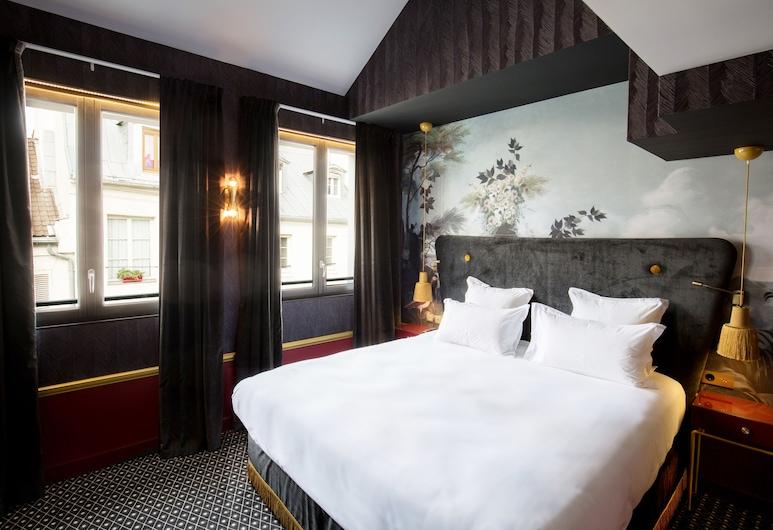 Snob Hotel by Elegancia, Paryż, Pokój dwuosobowy typu Deluxe, Pokój