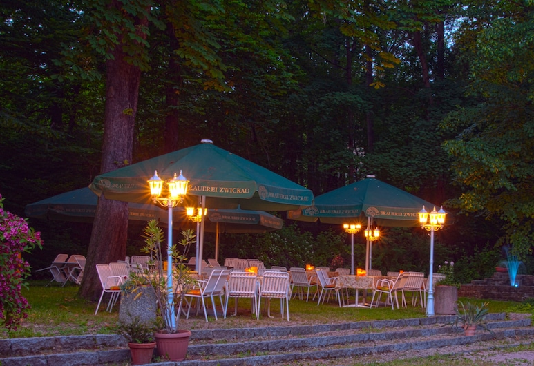 Hotel Park Eckersbach, Zwickau, Garden