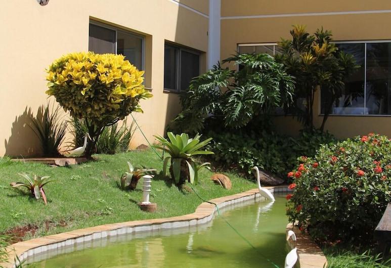 Jaguar Hotel, Uberaba, Hotelový areál