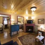 Kambarys, atskiras vonios kambarys (Teal Cottage - Breakfast Not Included) - Svetainės zona