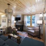 Kambarys, atskiras vonios kambarys (Quail Cottage -Breakfast Not Included) - Svetainės zona