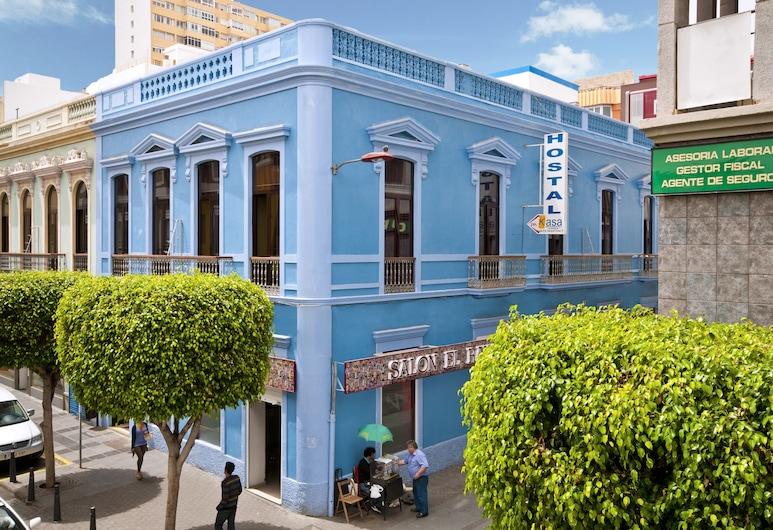 Apartamentos Kasa, Las Palmas de Gran Canaria, Fachada do estabelecimento