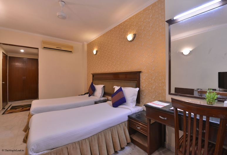 The Maple Leaf DLF Cyber City, Gurugram, Deluxe Room, Guest Room