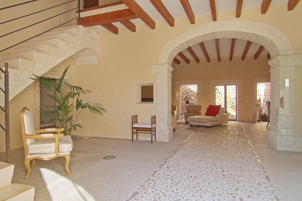 Villa - 3 soveværelser - privat pool - Opholdsområde