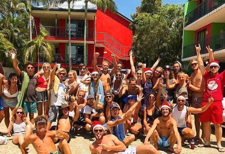 Beach Hostel Mooloolaba, Sunshine Coast