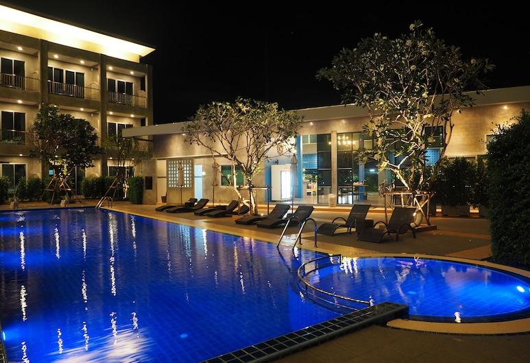 The Malika, Phuket, Pool Access Room, Guest Room View