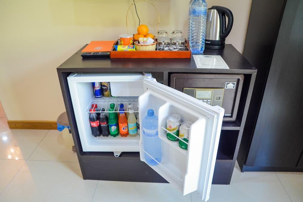 Standard Double Room, 1 Bedroom, Private Bathroom, Ground Floor - Mini Refrigerator