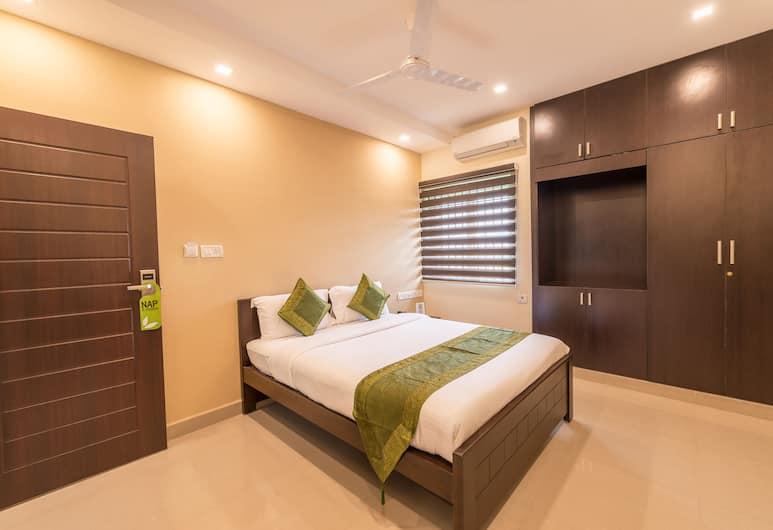 Treebo Trend Adin Residence, Chennai, Chambre Deluxe, Chambre