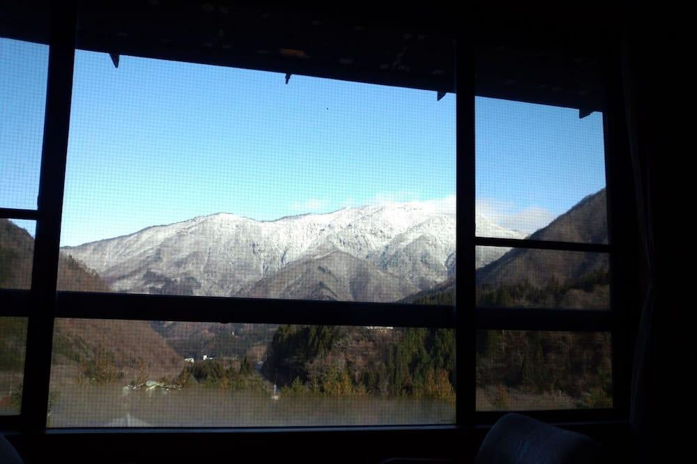 Kamer - Uitzicht vanaf kamer