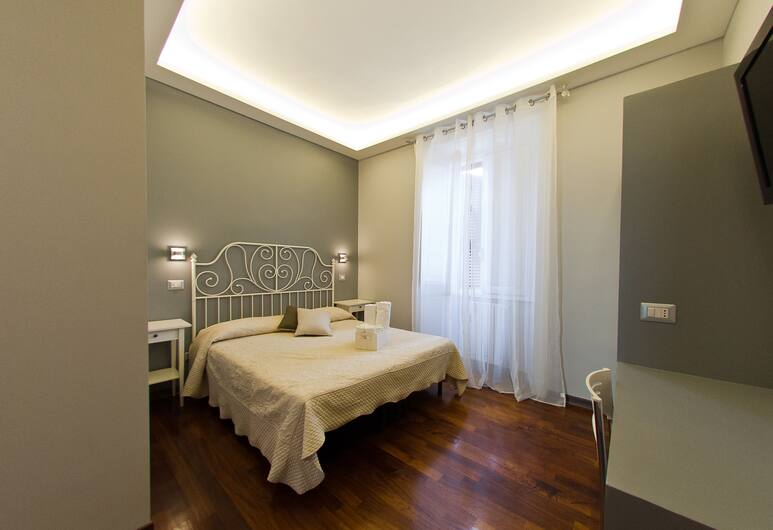 Borghese Executive Suite, Roma, Kamar Double, Pemandangan Kamar Tamu